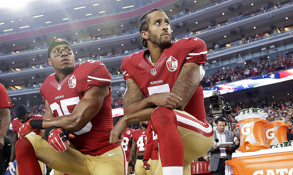 Richard Sherman Calls Out The Redskins For Passing On Colin Kaepernick