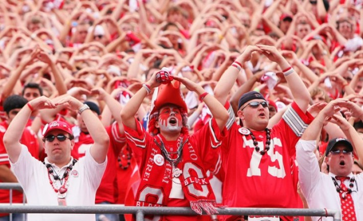 The Top 20 College Football Fanbases