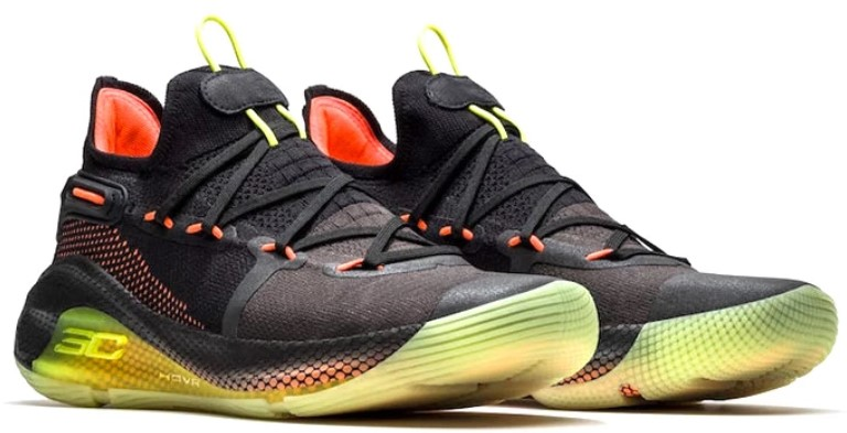 """Under Armour Reveals The Curry 6 """"Fox Theater"""""""
