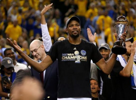 Why the Warriors Will 3-Peat
