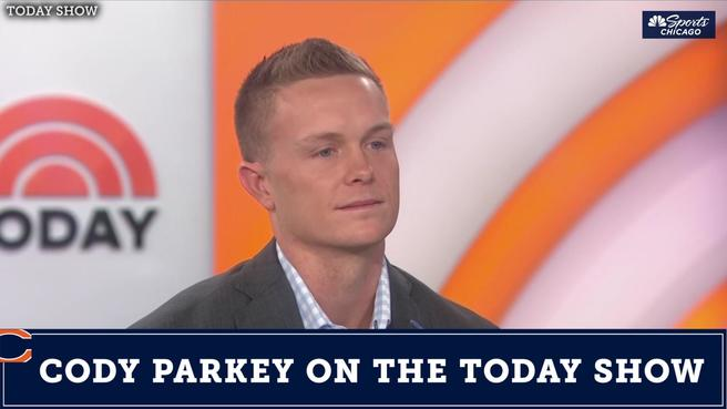Bears Coach Matt Nagy Calls Out Cody Parkey For Going On Today Show