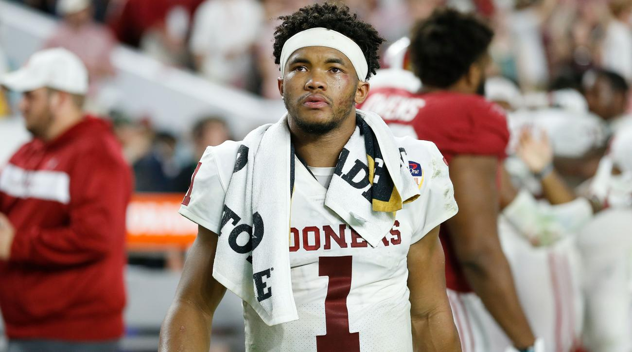 Kyler Murray Officially Enters The NFL Draft