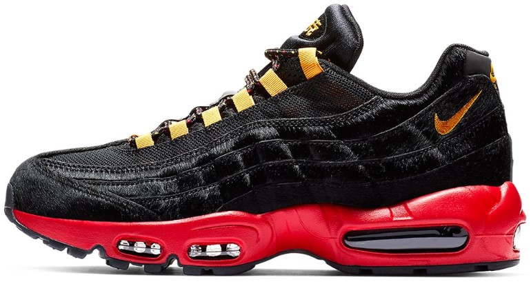 Nike Adds Air Max 95 to Its Chinese New Year Capsule