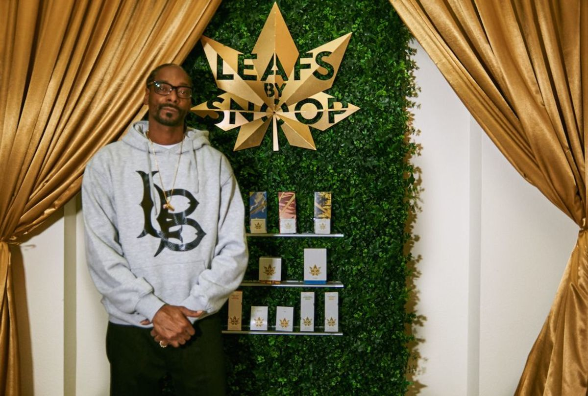 The Toronto Maple Leafs Are Suing Snoop Dogg Over His Weed Company