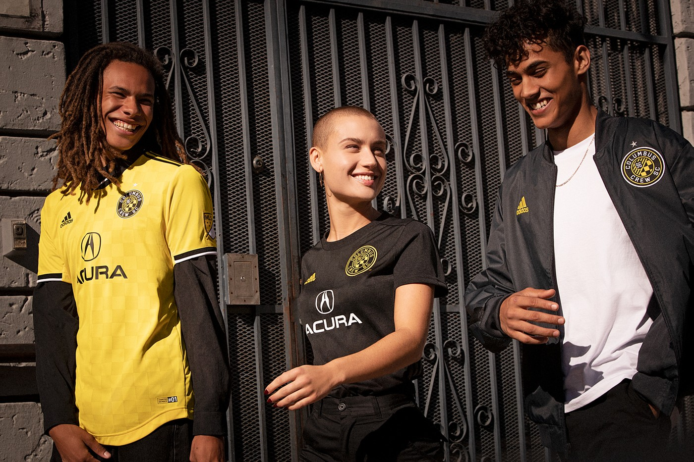 Adidas and Major League Soccer Unveil Tech-Inspired Jerseys
