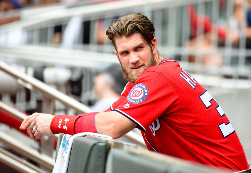 Bryce Harper Agrees To A $330 Million Deal With The Phillies