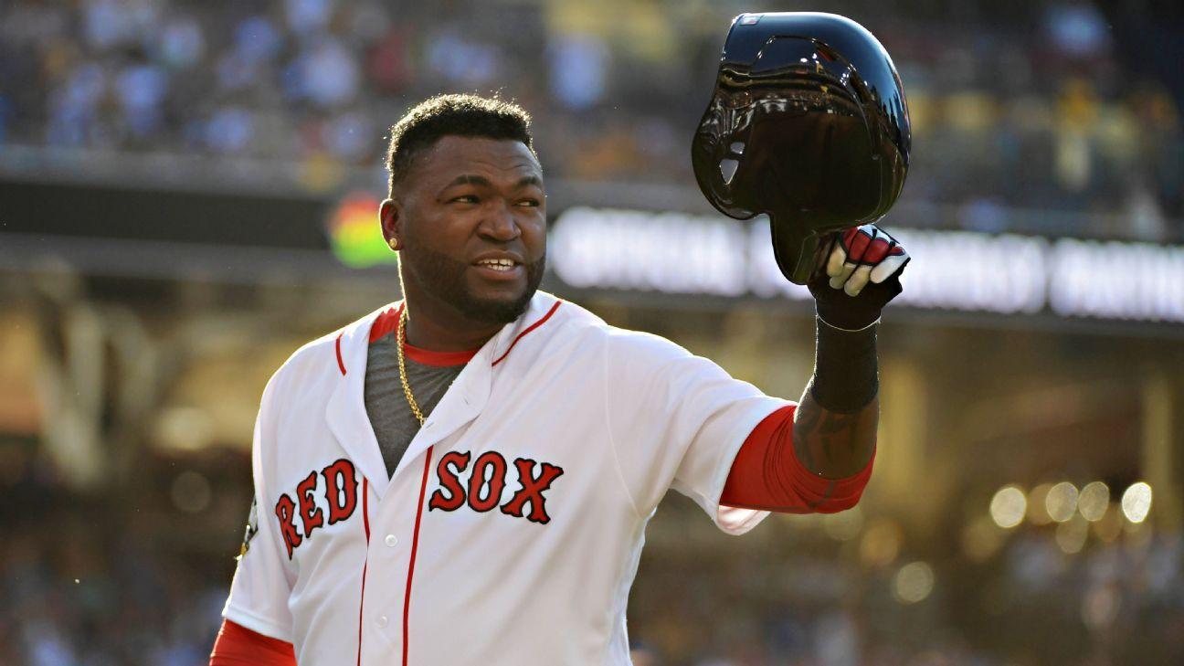 David Ortiz Shot And Wounded In The Dominican Republic