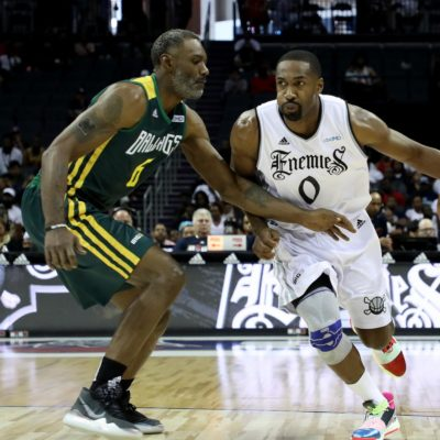BIG3 Week 3: Will Bynum's Ankle Breaker, Joe Johnson vs Josh Smith in Atlanta, & The League's Playmakers To Watch For.