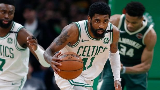 Breaking Down Kyrie Irving's Euro Step