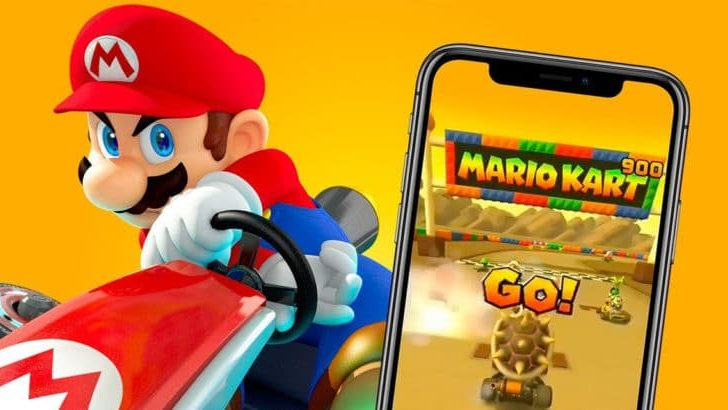Nintendo Mario Kart Tour Release Date For iOS And Android Announced