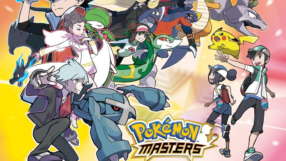 Pokemon Masters Launches On iPhone, Android