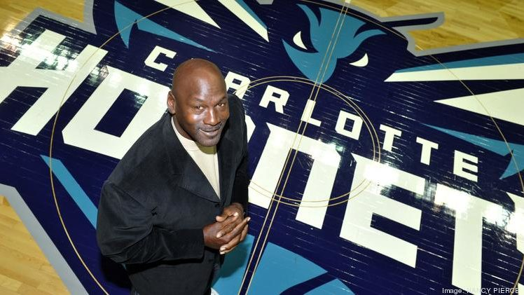 Michael Jordan To Sell Part of Hornets To Investors