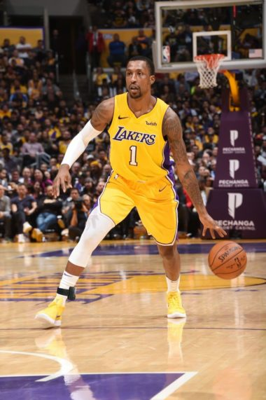 Kentavious Caldwell-Pope Played Games With An Ankle Monitor