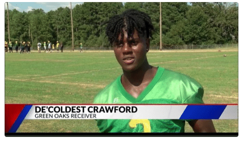 """De'Coldest """"ToEvaDoIt"""" Crawford Commits to LSU"""
