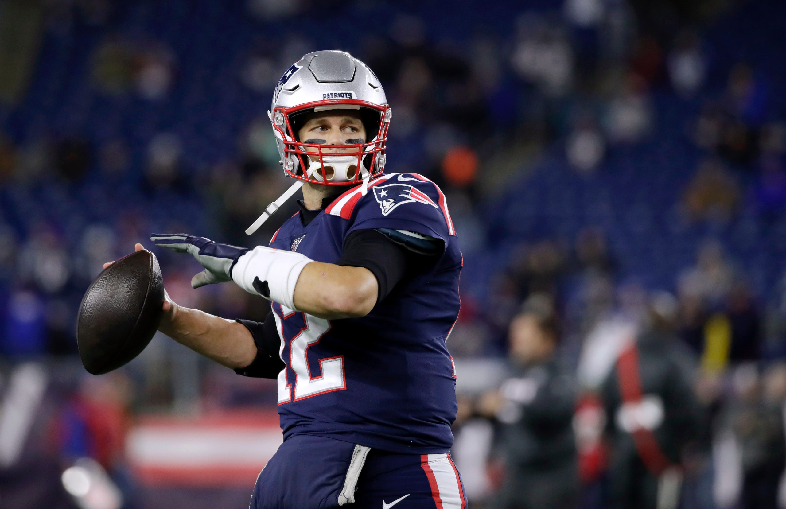 Tom Brady Won't Try To Convince Rob Gronkowski To End Retirement