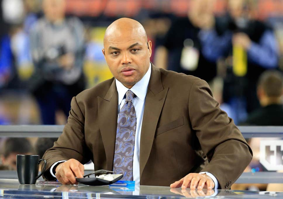 Rumor: Charles Barkley Claims He Would Hit Woman Reporter