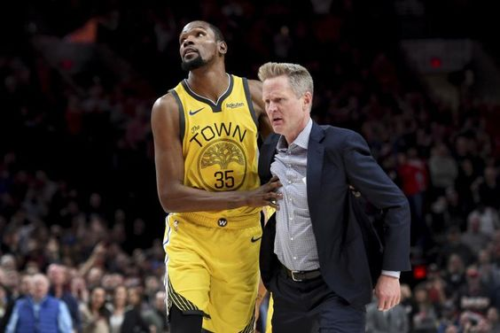 Steve Kerr: Kevin Durant was  'Restless' & Drifted Off After 1st NBA Finals