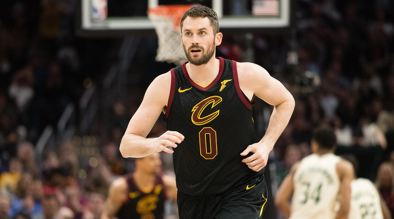 Houston Rockets: Potential Trade for Kevin Love