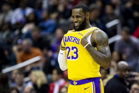 LeBron James Puts Heckler In Their Place