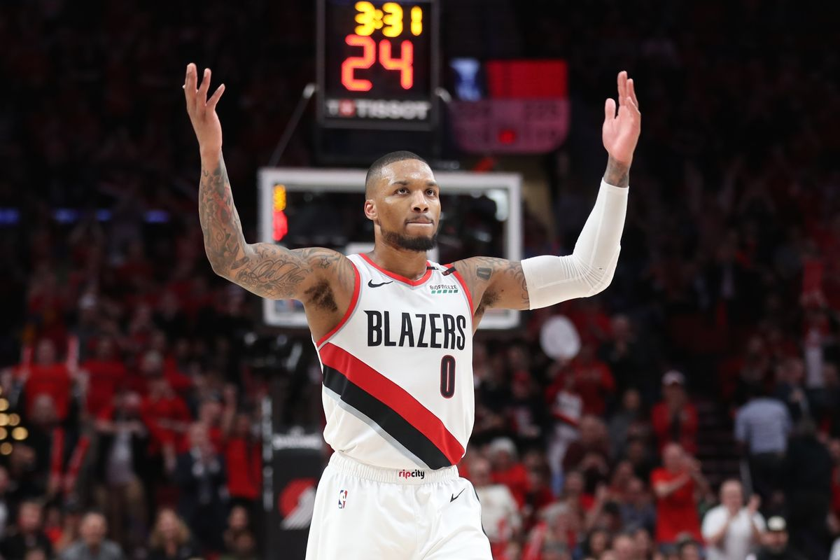 Damian Lillard's New Shoe Was Inspired by a Heckler