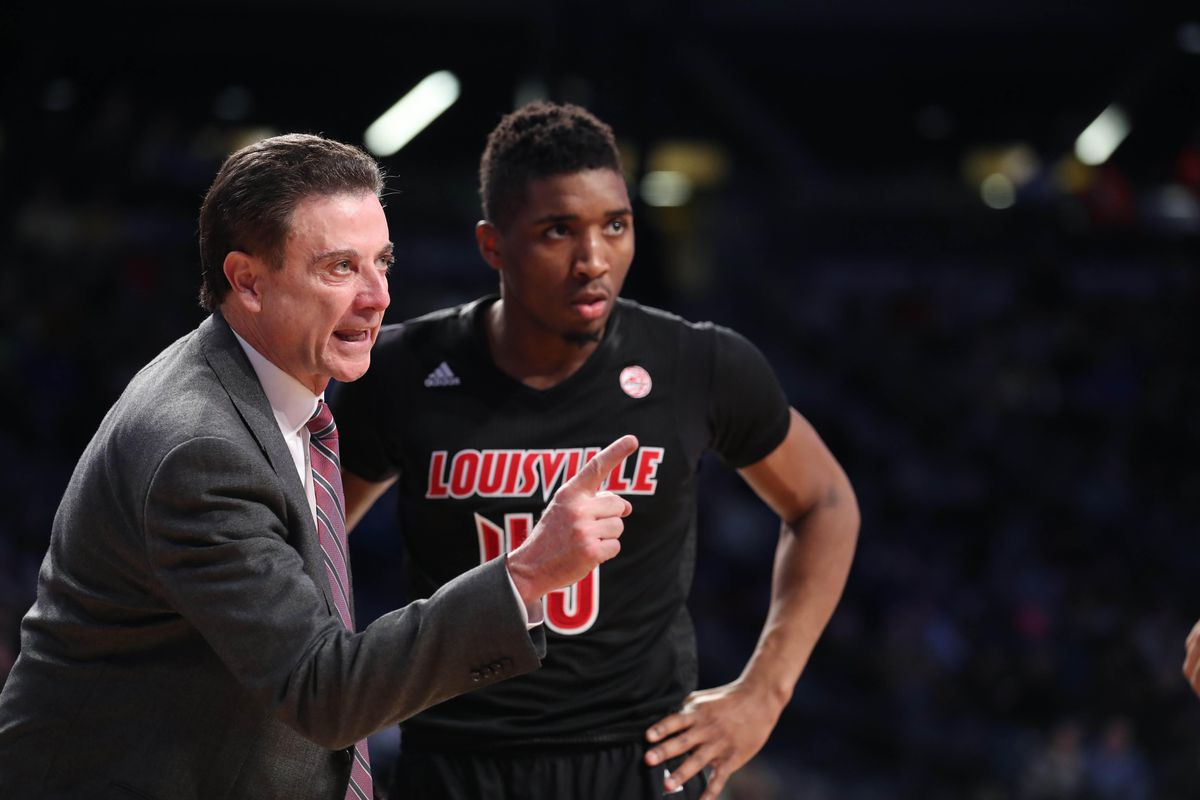Rick Pitino Tried Convincing the Knicks to Draft Donovan Mitchell
