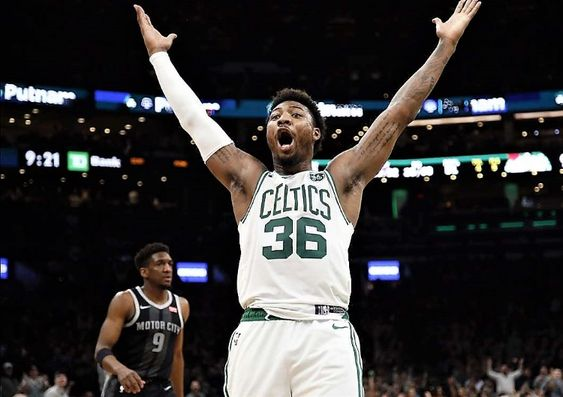Marcus Smart Fined $15,000