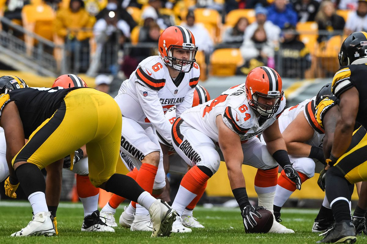 Browns Fan And Steelers Fan Get In Altercation Following Game