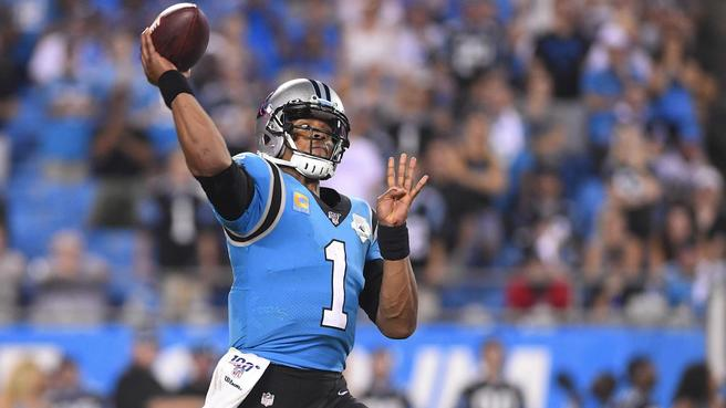 Will Cam Newton be a Panther in 2020?