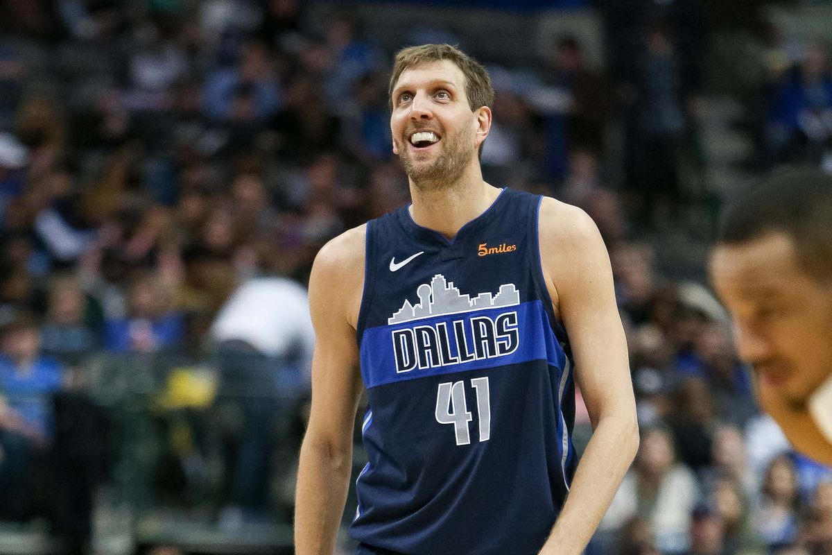 Dirk Nowitzki Snuck Out Of Germany To Attend Hoop Summit While In The Army