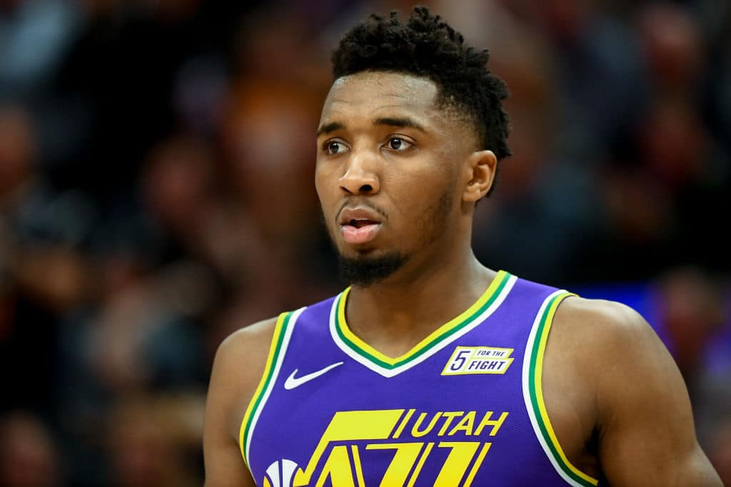 Utah Jazz: Donovan Mitchell Has Courtside Fan Ejected