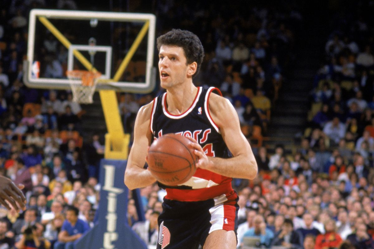 Drazen Petrovic Once Scored 112 Points In A Single Game