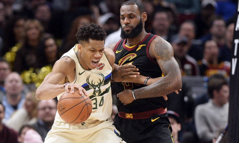 Shaq Says Giannis Sent a Message to LeBron in Bucks Win