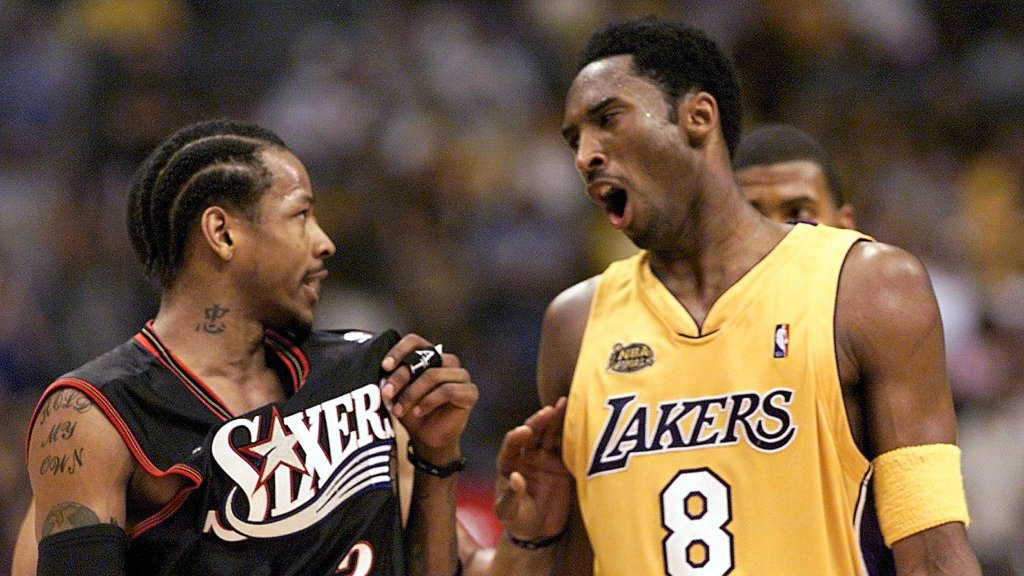Allen Iverson Dropped 41 On Kobe But Never Happened Again