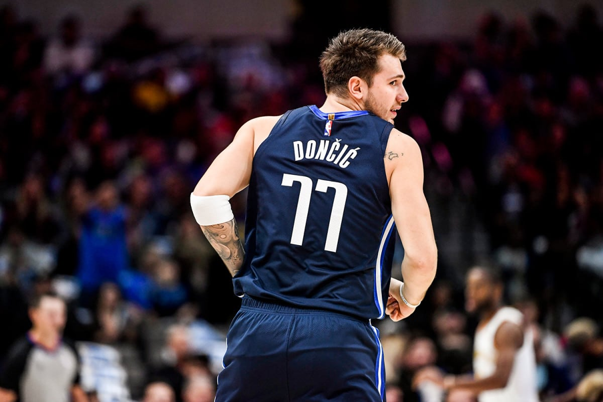 RUMOR: Luka Doncic Will No Longer Be A Sneaker Free Agent