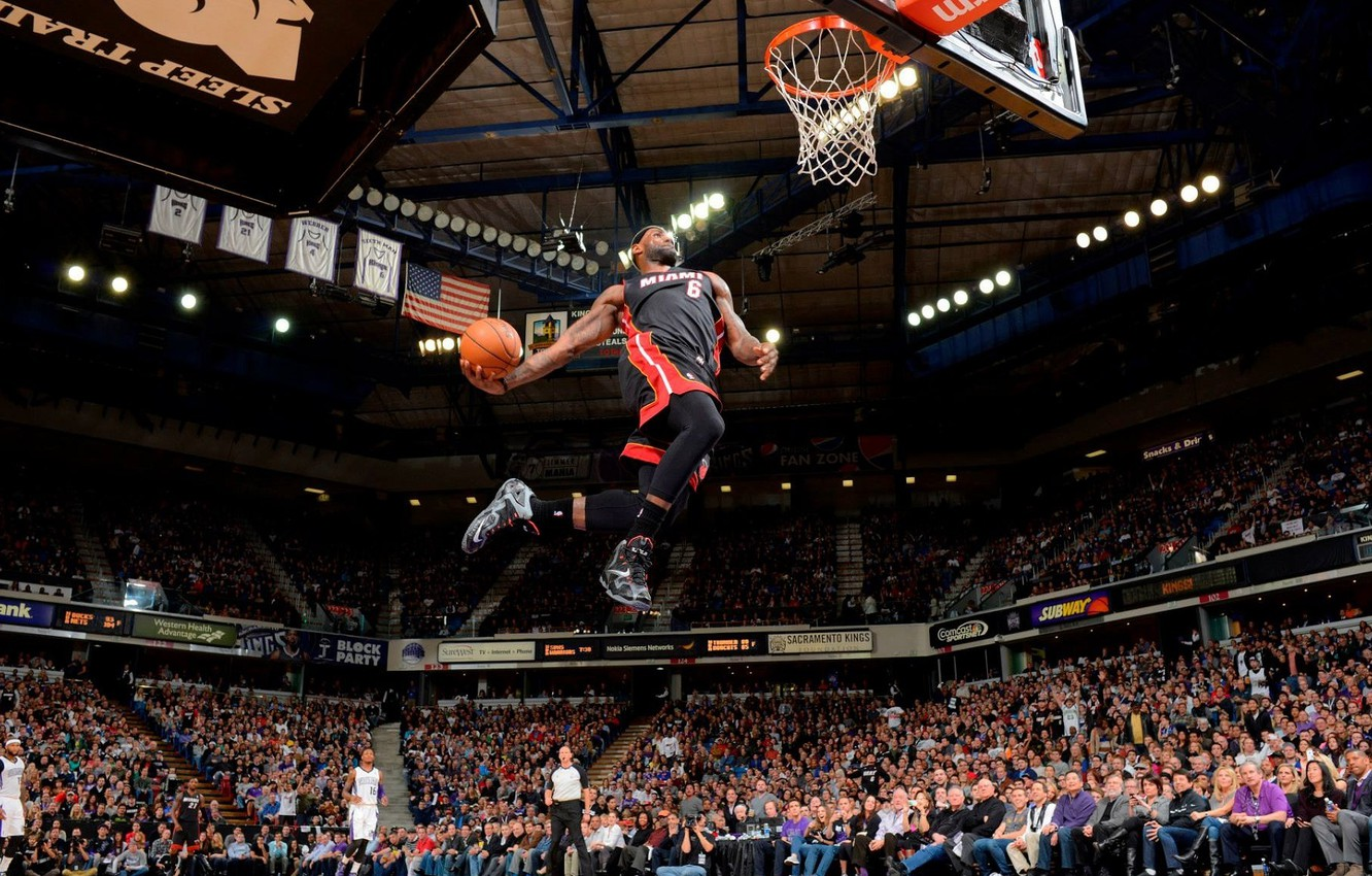 NBA Claims Miami Heat Have Top Four Dunks Of The Decade