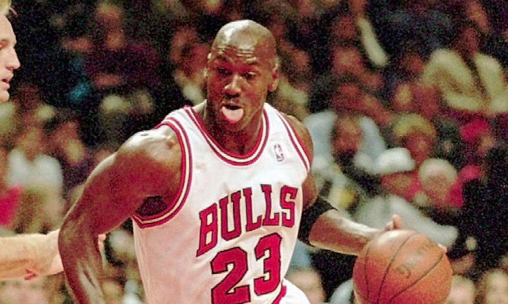 The Time Michael Jordan Turned Down Endorsement Deal Because He Did Not Like The Name