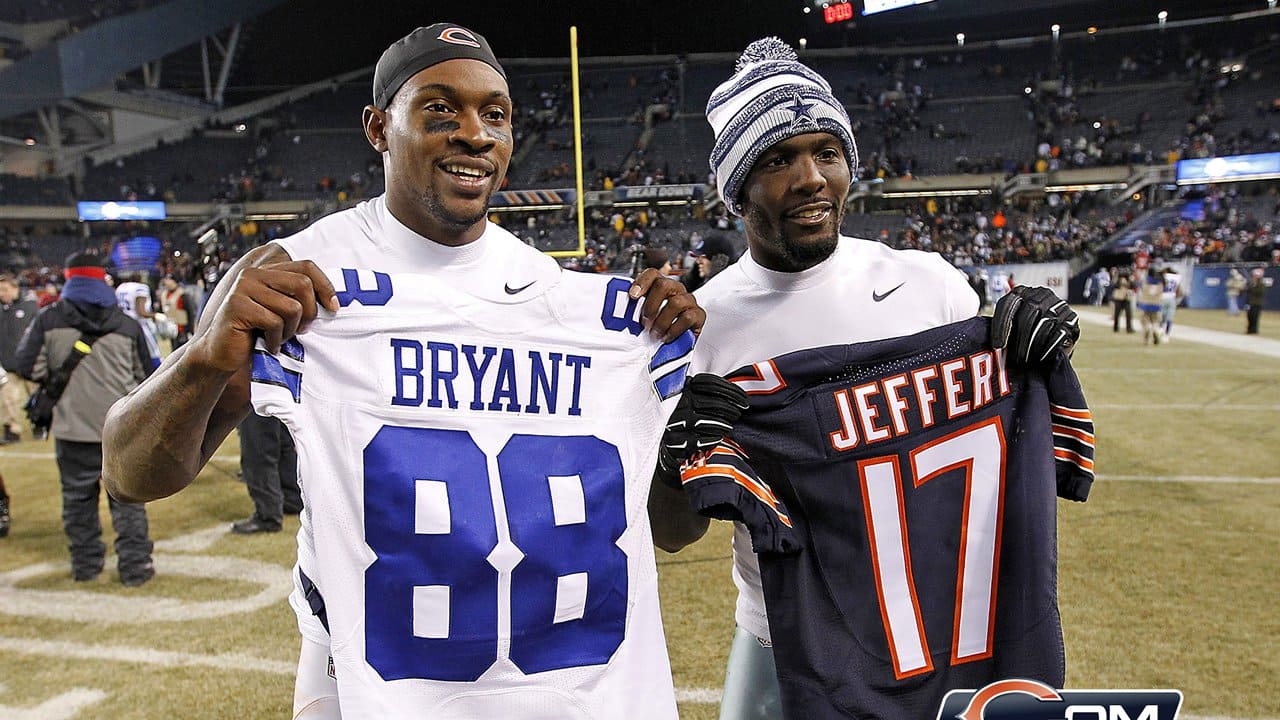 NFL Players Who Do Jersey Swaps Are Being Charged Hundreds - Home ...