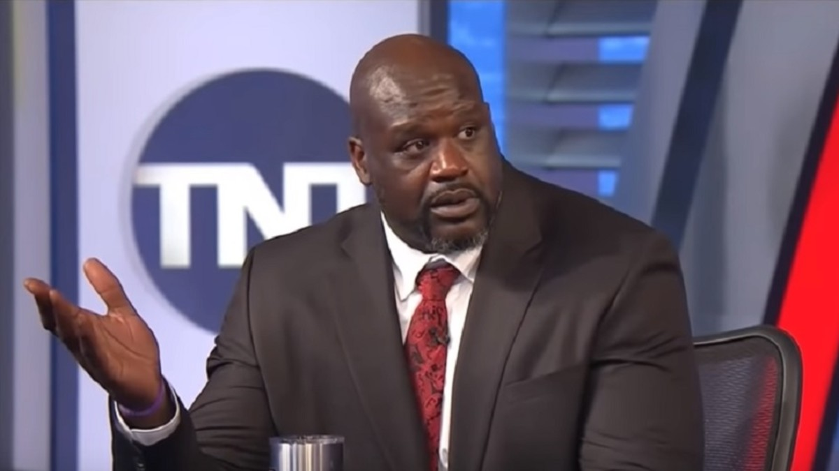 Shaq Reveals Story That Convinced Him Stevie Wonder Is Not Blind