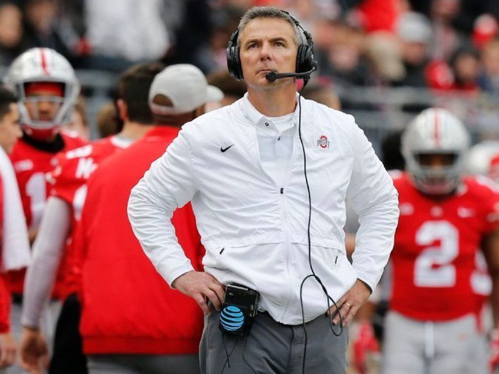 Dallas Cowboys Talked To Urban Meyer About Head Coaching Position