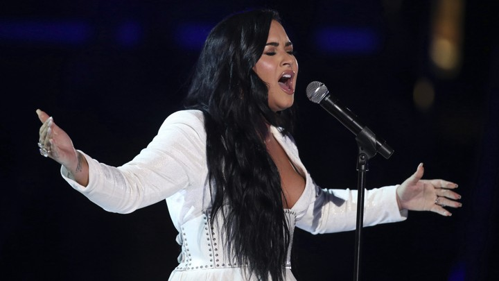 Wild Super Bowl prop bets: How long will it take Demi Lovato to sing anthem?