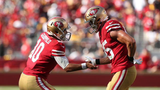 NFC Championship odds: 49ers will rout Packers and cover spread