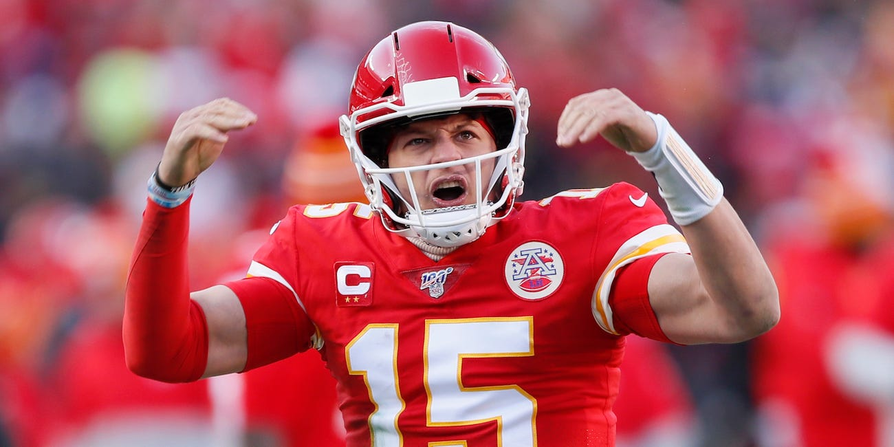 AFC Championship lessons: Don't bet against Patrick Mahomes; Chiefs can play smash-mouth football