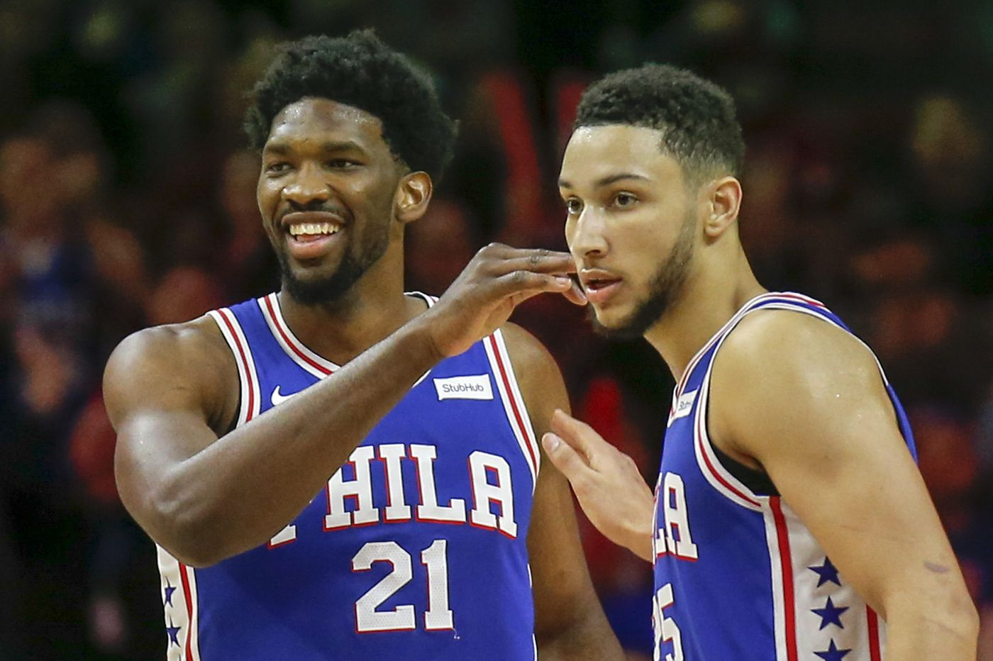 Did Joel Embiid Just Blame Ben Simmons For The Sixers Problems?