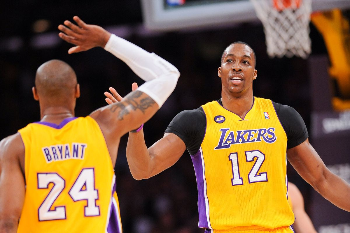 Dwight Howard Summons Kobe Bryant For Dunk Contest