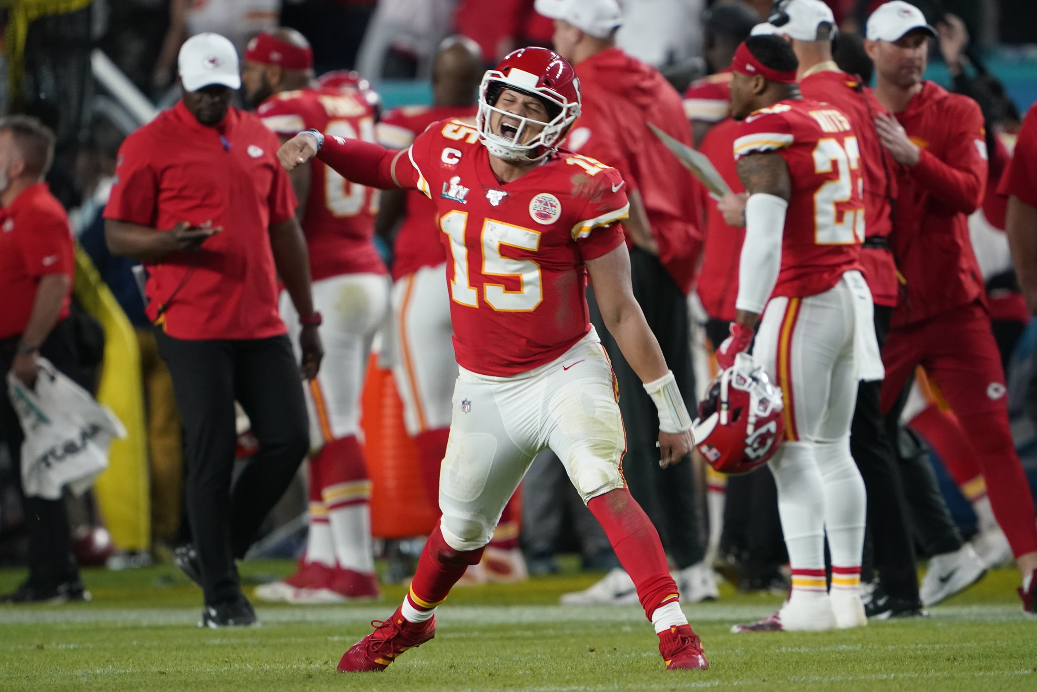 Super Bowl 54 showed us Chiefs simply couldn't be stopped