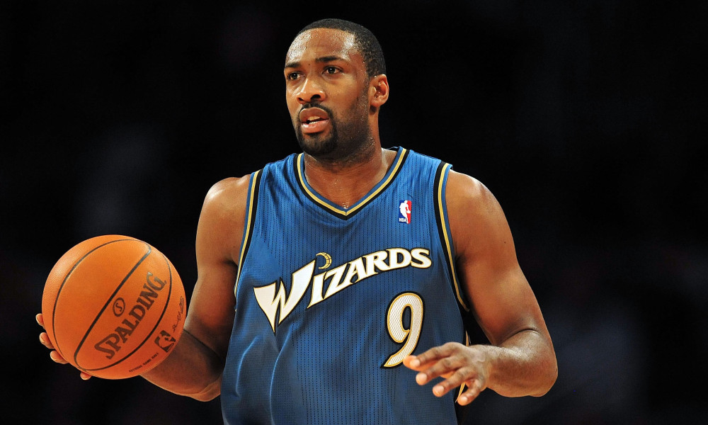 Gilbert Arenas Once Pooped In Andray Blatche's Shoes