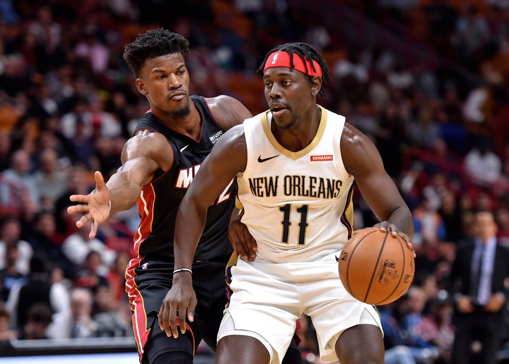 Miami Heat: Could Land Jrue Holiday For Rookie Tyler Herro