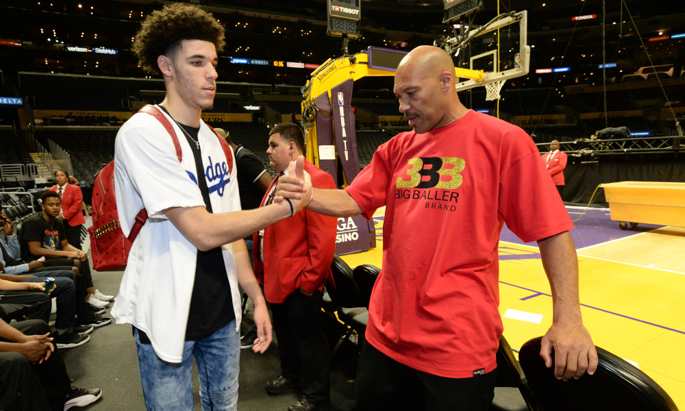 LaVar Ball Requested Lonzo Invest In Big Baller Brand Relaunch
