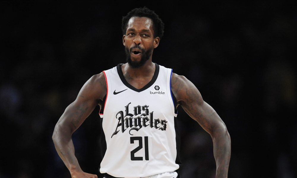 Clippers' Guard Patrick Beverley Shoots His Shot With Iggy Azalea