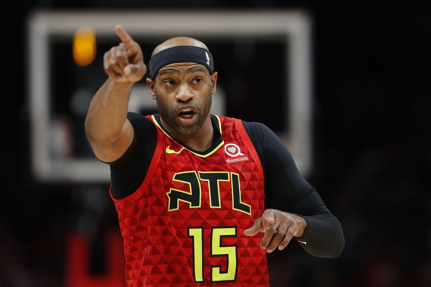 Atlanta Hawks Coach Surprised Vince Carter Is Not An All-Star
